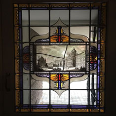 Glas-in-lood